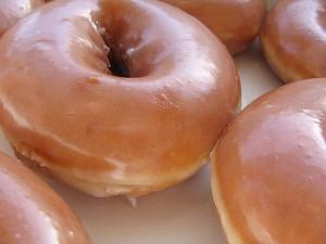 1 donut, 2 donutsen